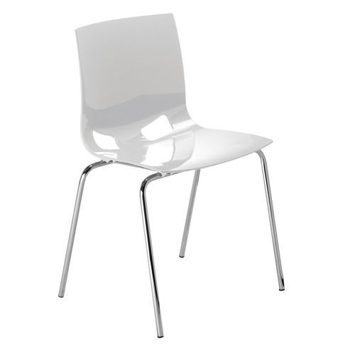 Gloss Effect Bistro Chairs