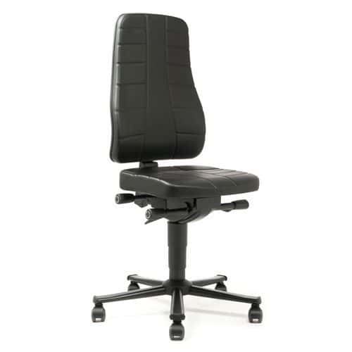 Ergonomic Low All-in-One Workshop Chair
