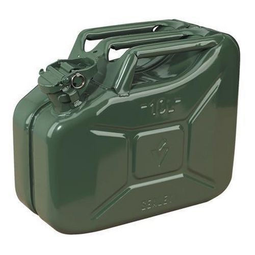 Steel Jerry Cans 10L