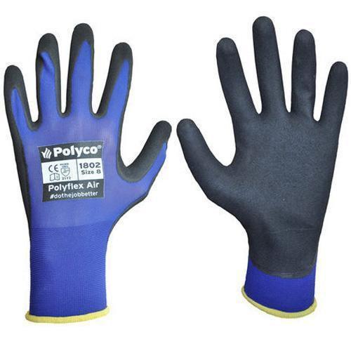 Polyco Polyflex Air Neoprene Palm Gloves - Pack of 10