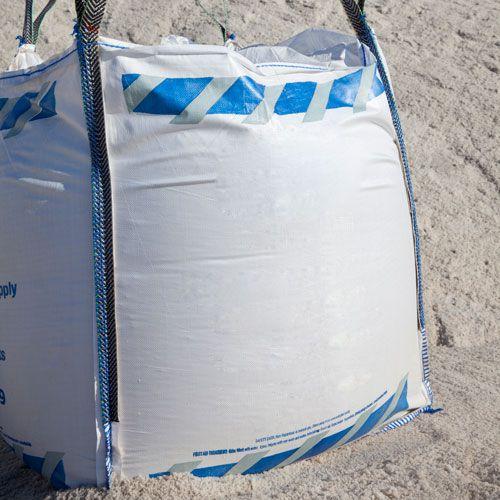 White Marine Salt - 1 Tonne Bag