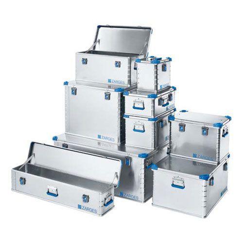 Aluminium Storage Euro Boxes