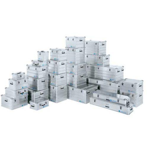 Aluminium Universal Containers - All Sizes