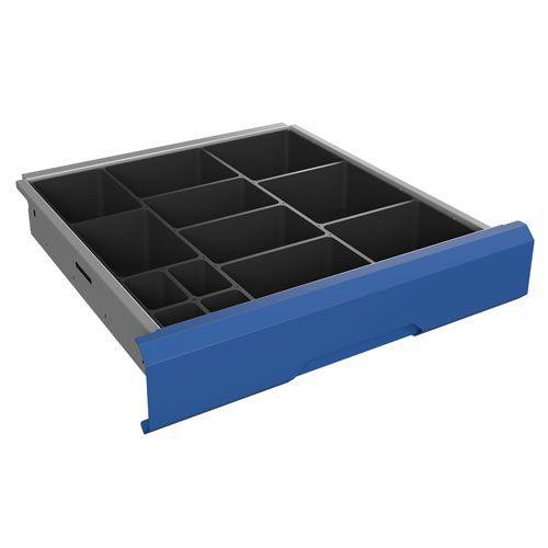 Bott Verso 13 Compartment Plastic Box Kit to Fit 100/125x525x550mm