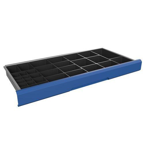 Bott Verso 32 Compartment Plastic Box Kit to Fit 100/125x1050x550mm