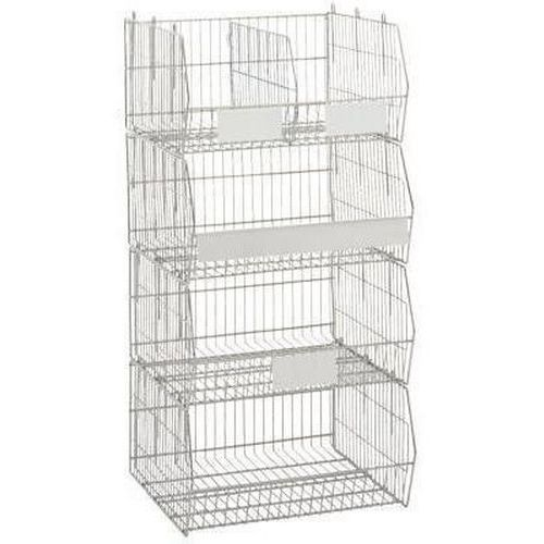 Complete Wire Basket Units