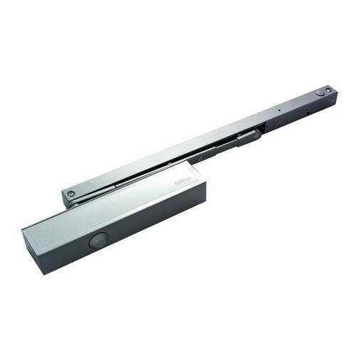 Briton 1130B.TE Door Closer - Silver