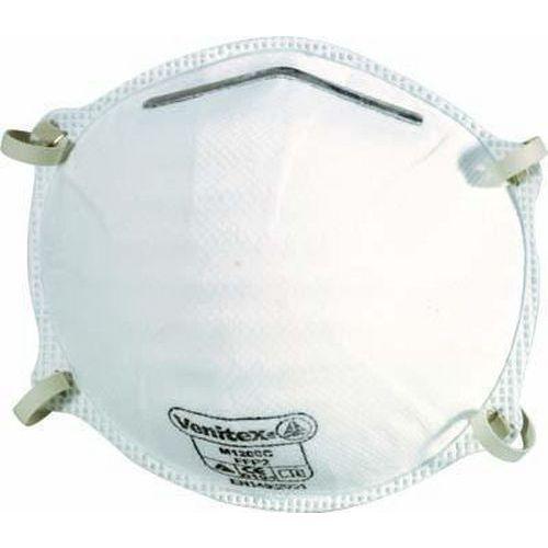 Unvalved Moulded Disposable Mask FFP2 - Pack of 20