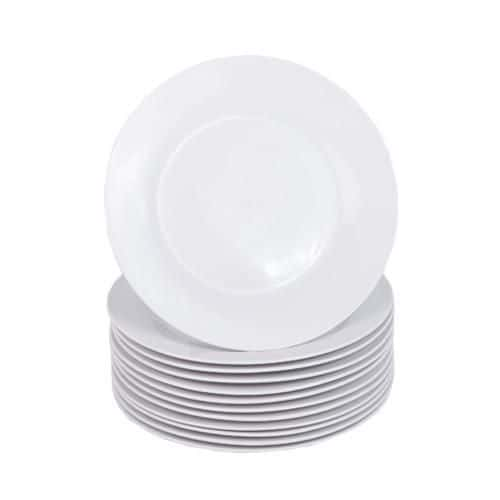 18cm Side Plates - Pack of 12