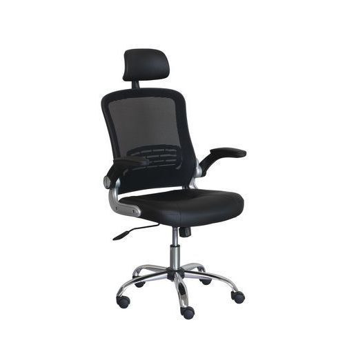 Aurora High Back Mesh Office Chair with Adjustable Armrests
