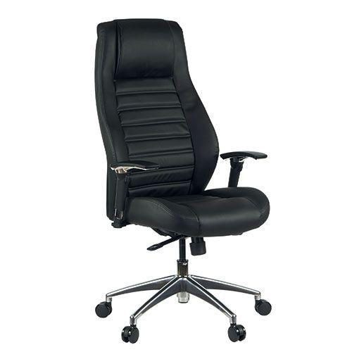 Tyne High Back Leather Executive Office Chair