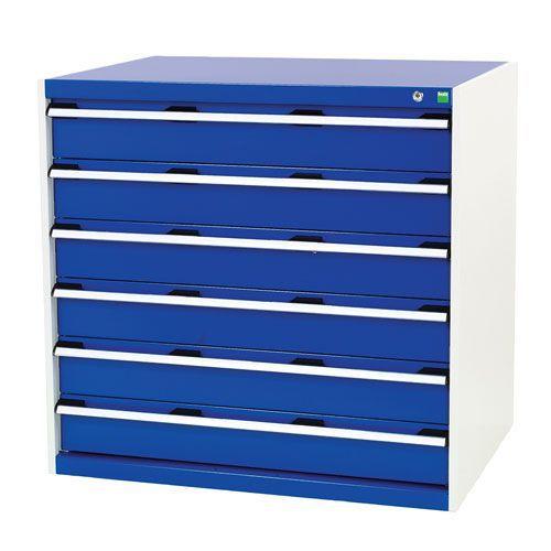 Bott Cubio Drawer Cabinets WxD 1050x750mm