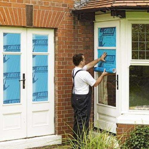 TIMco Window Protector - 0.6 x 25 m