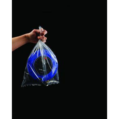Clear Polythene Bags - Light To Heavy Duty