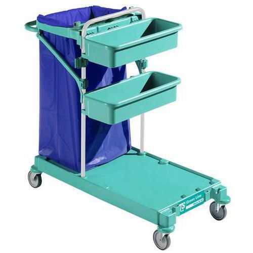 Budget Cleaning Trolley
