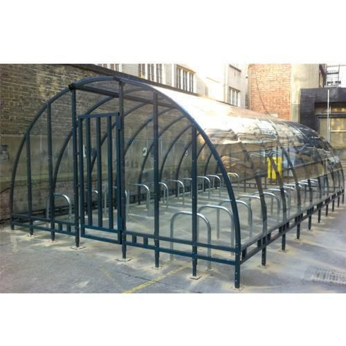 Kenilworth Secure Cycle Compound