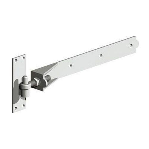 Adjustable Hook & Band Hinge - 750mm - Galvanised Steel