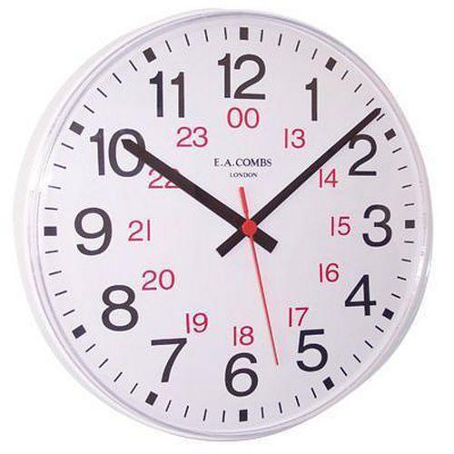 24 Hour Clocks