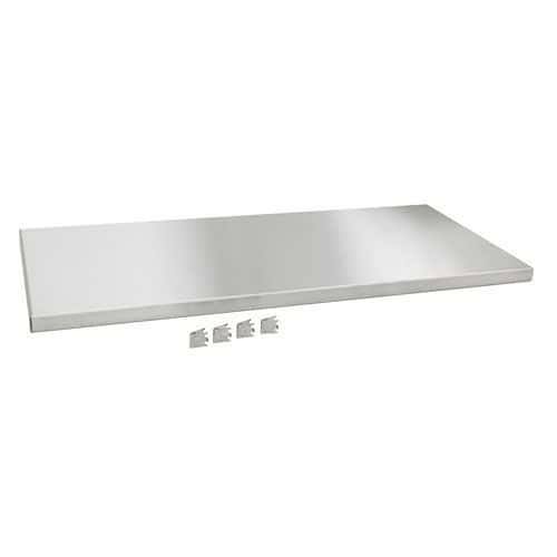 Extra Stainless Steel Cabinet Shelf - Depth 300mm