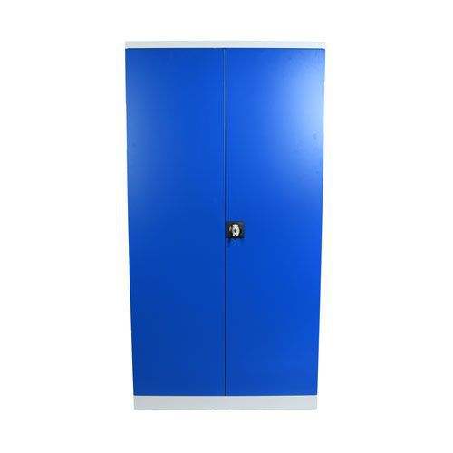 Heavy Duty Lockable Compartment Cupboards - 1950x450mm