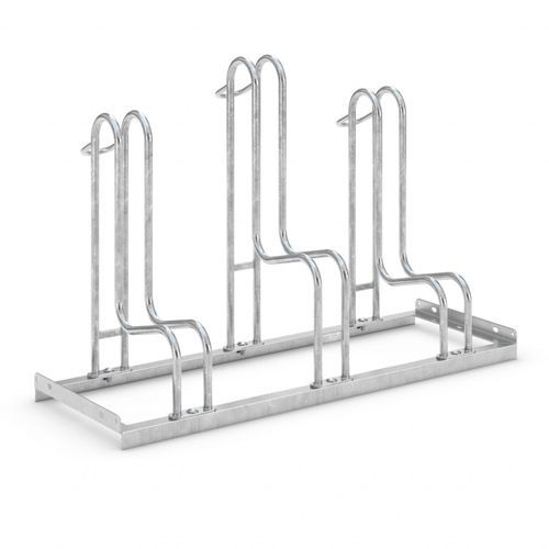 Parker Galvanised Bike Racks