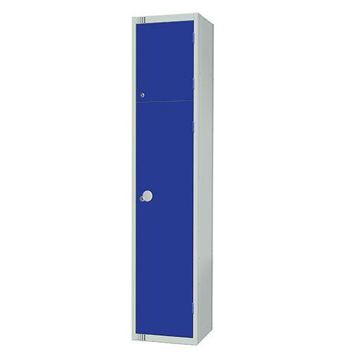 Workwear Service Locker 1830x300x450mm Cylinder Lock