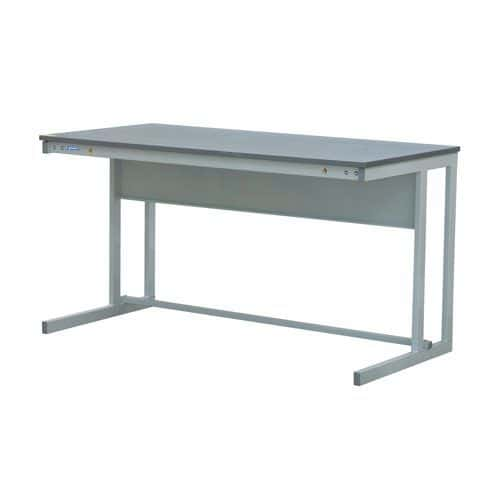 ESD Workbench With Lamstat Worktop & Cantilever Design HxW 840x1200mm