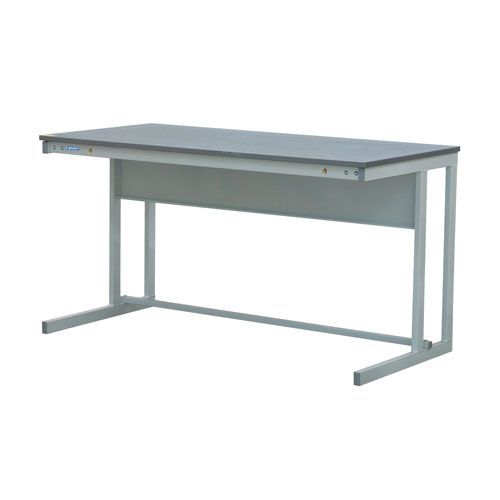 ESD Workbench With Lamstat Worktop & Cantilever Design HxW 840x1500mm