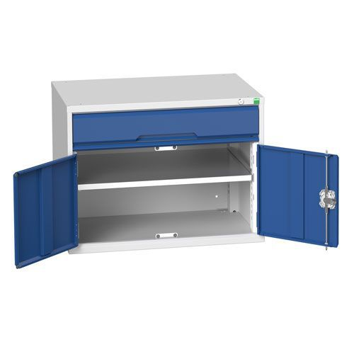 Bott Verso Heavy Duty Cabinet With 1 Drawer HxWxD 600x800x550mm