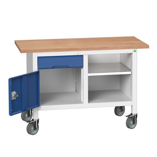 Bott Verso Mobile Workbench With Storage HxWxD 930x1250x600mm