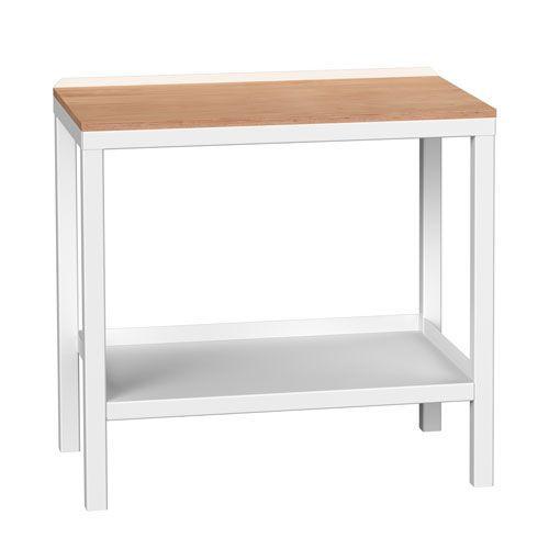 Bott Verso Heavy Duty Workbench With Wood Worktop Top HxWxD 930x1000x600mm