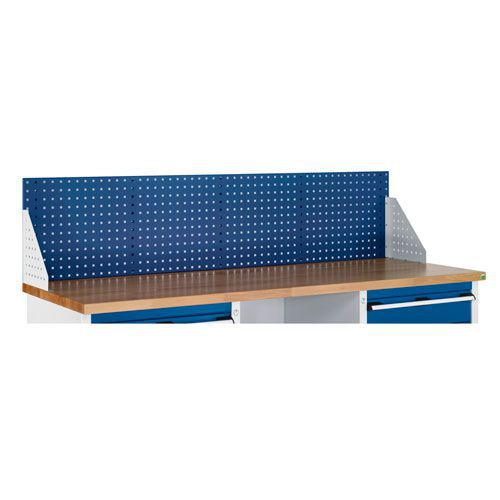 Bott Cubio Additional Back Panelling For Heavy Duty Workbenches