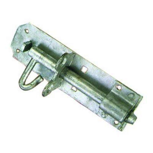 Brenton Pattern Padlock Bolt - 150mm - Galvanised