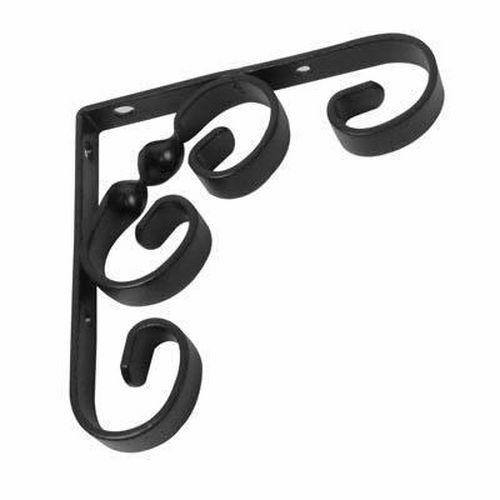 Ornamental Scroll Shelf Brackets