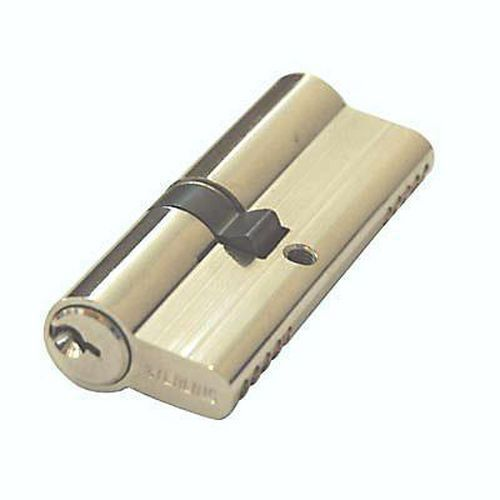 5 Pin Cylinder - Euro Double - 30 + 35mm - Brass