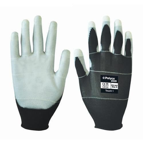 Polyco Matrix Touch 1 PU Gloves - Pack of 10