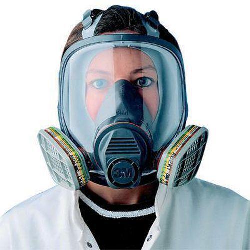 Reusable Full Mask Respirators - 6000 Series