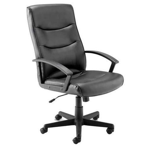 Severn High Back Leather Office Chair