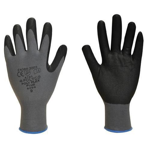 Polyflex Plus Abrasion Resistant Gloves - Pack of 12