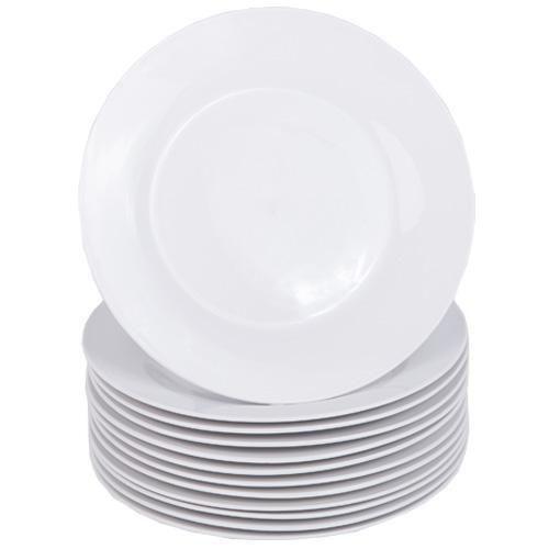 26cm Dinner Plates - Pack of 12
