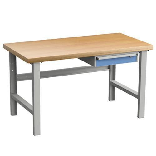 Heavy Duty Workbench with Single Drawer