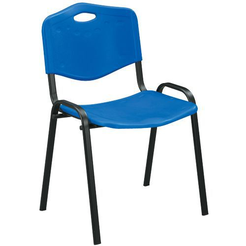 Plastic Stacking Conference Chairs
