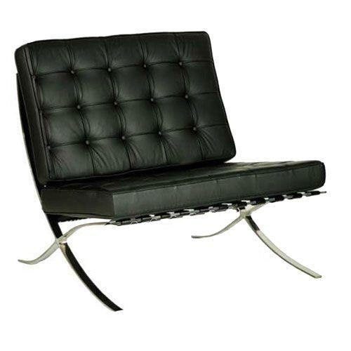 Leather Sofa - Single Seat - Eliza Tinsley Valencia