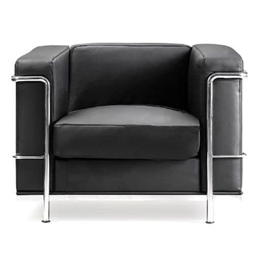 Leather Armchair - Eliza Tinsley Belmont