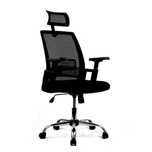 Sun High Back Mesh Chair With Headrest