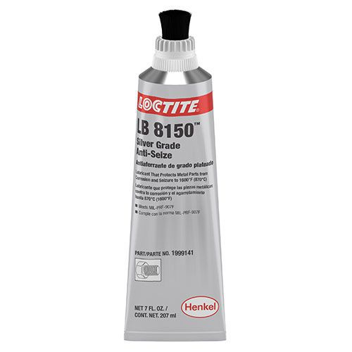 Loctite LB 8150 Aluminium Anti Seize Tube 207ml