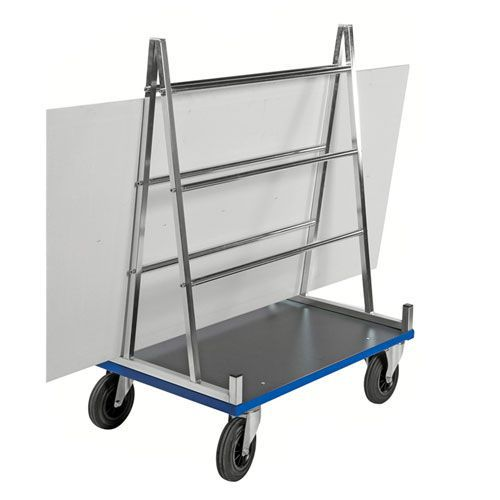 Board Trolley with Brakes