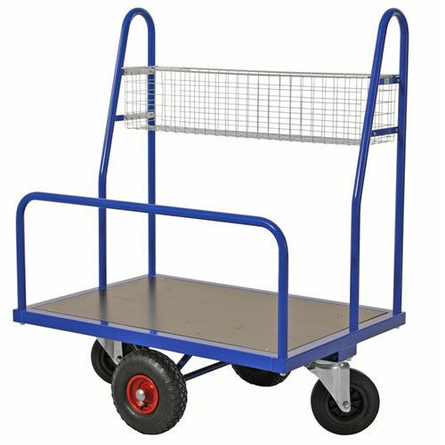 Plywood Construction Trolley