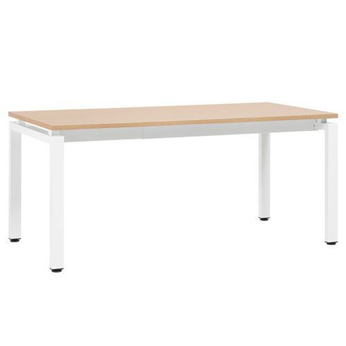 Verco Oblique Wood Office Desk