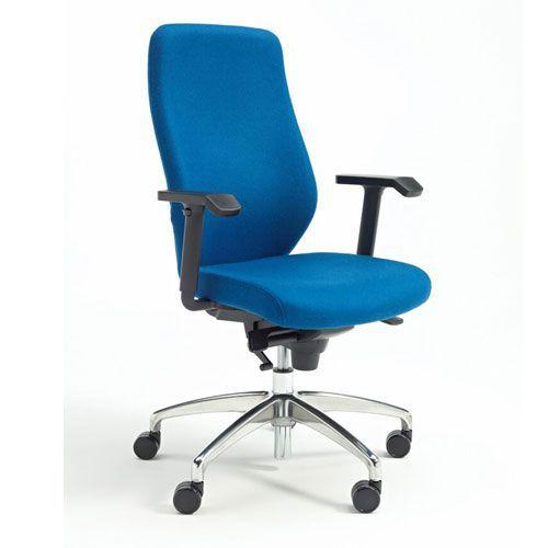 Verco Profile Ergonomic Fabric Office Chair